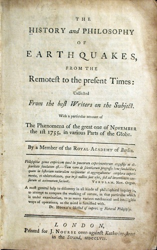Image of Earthquakes-1757-000tp