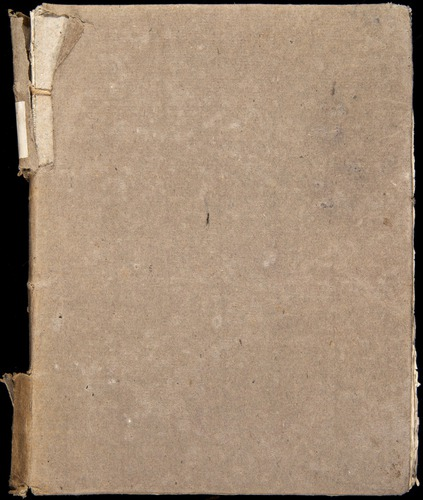 Image of EncyclopedieMethodique-GeographiePhysique-1794-v1-pt1-000-cover