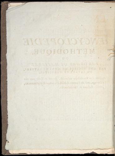 Image of EncyclopedieMethodique-GeographiePhysique-1794-v1-pt1-000-tp1v