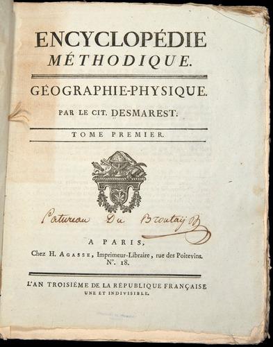 Image of EncyclopedieMethodique-GeographiePhysique-1794-v1-pt1-000-tp2