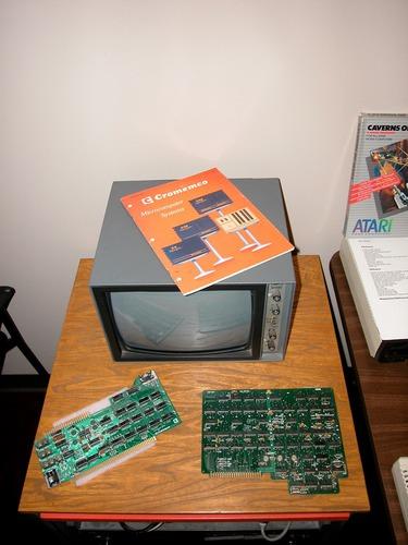 Image of Computers-Cromemco