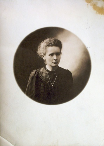 Marie Curie, Small portrait collection