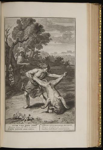 Image of Hoet-1728-098r-Judg14-5-6