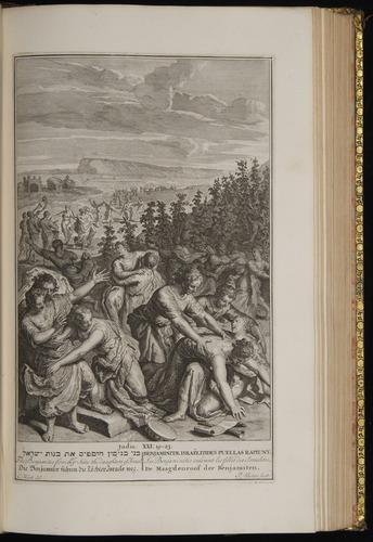 Image of Hoet-1728-101r-Judg21-19-23