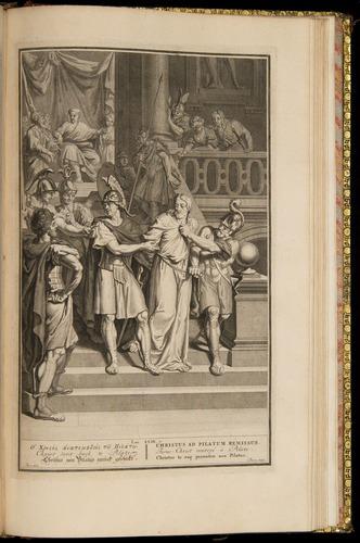 Image of Hoet-1728-212r-Luke23-11