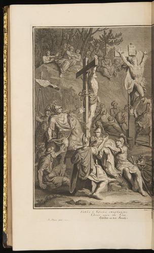 Image of Hoet-1728-215v-Luke23-33