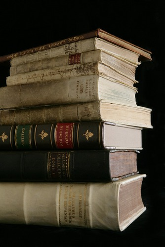 Image of BookSpinesV