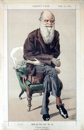 Image of Darwin-VanityFair