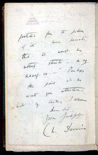 Image of Letter-1864-Feb22-Garner-1844-zzz-Darwin-02