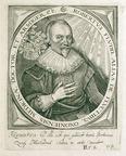 Robert Fludd, portrait