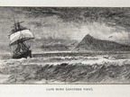 HMS Beagle at Cape Horn