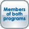For members of both programs