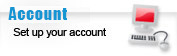 Set up your account