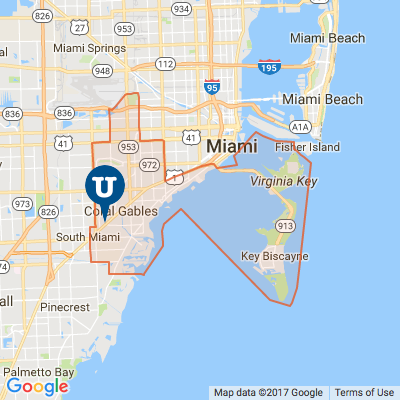 university of miami location map University Of Miami Housing Uloop university of miami location map