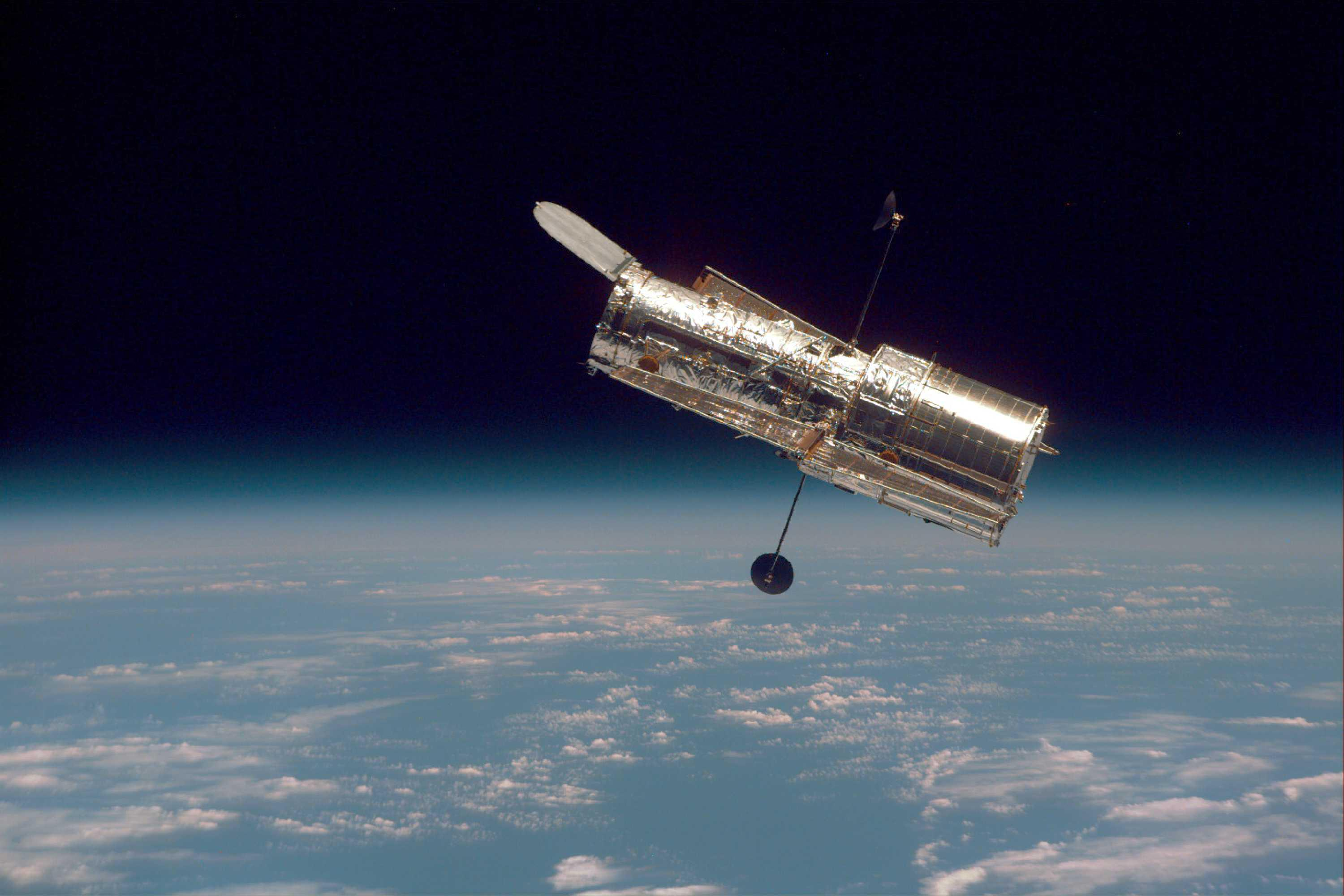 Hubble-telescope---underluckystars