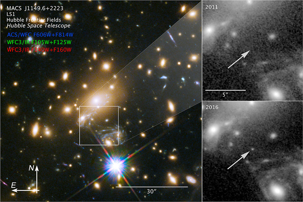 Icarus---farthest-star-ever--NASA---underluckystars
