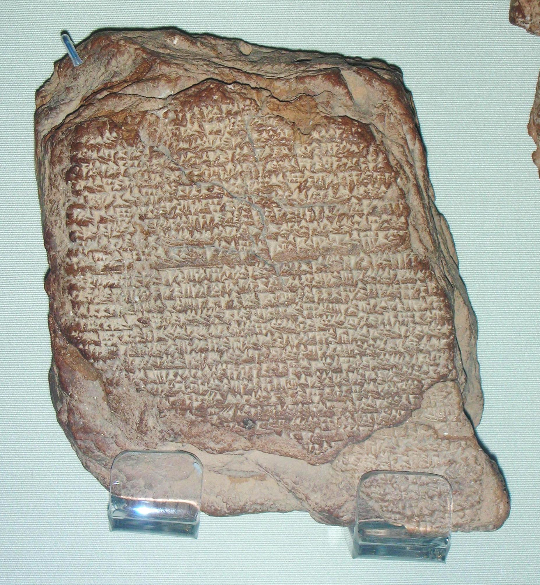 Babylonian-tablet---astronomy---underluckystars