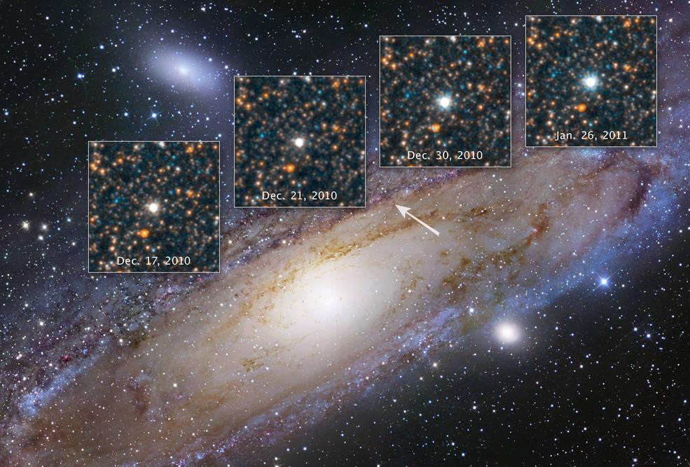 Hubble-telescope---moving-galaxies---underluckystars