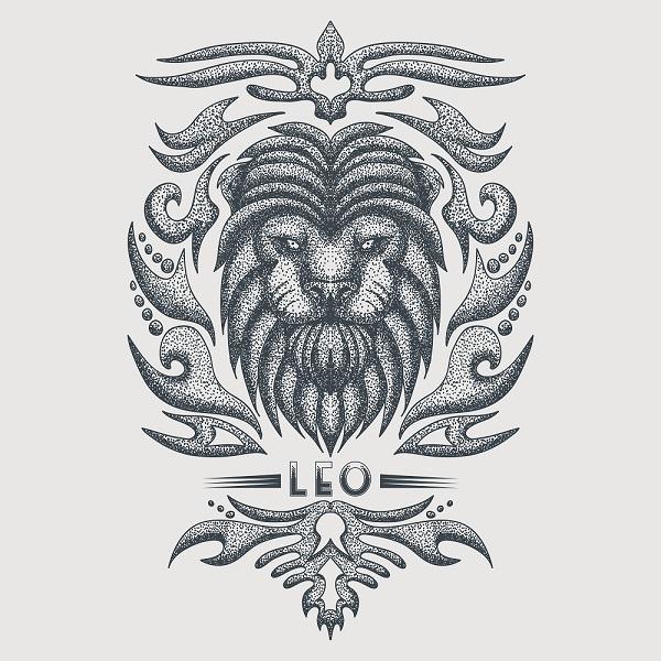 Leo-Tattoo