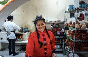 Incluyen a cocinera tzotzil en la lista 50 Next de promesas de la gastronomía internacional