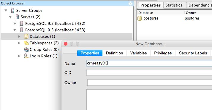 Configure the Database   Ultimate Django