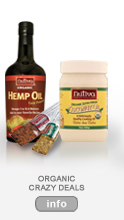 Organic Crazy Deals