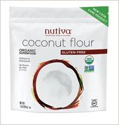•Organic Coconut Flour