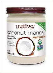 • Organic Coconut Manna