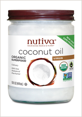 • Organic Virgin Coconut Oil