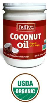 Organic Extra-Virgin Coconut Oil
