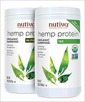 • Organic Hemp Protein