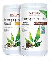 •Organic Hemp Protein - Shakes