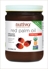 • Organic Red Palm Oil
