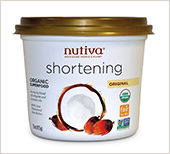 NEW! • Organic Shortening