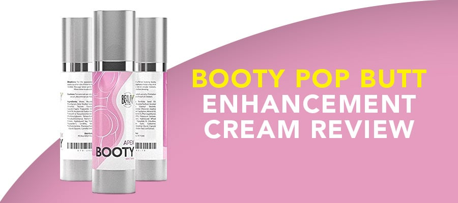 Apex Booty Pop Butt Enhancement Cream Review 1