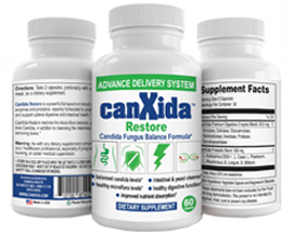 CanXida Restore – Advanced Formula, Time Released, Shelf-Stable Probiotic Enzyme With 18 Billion CFU