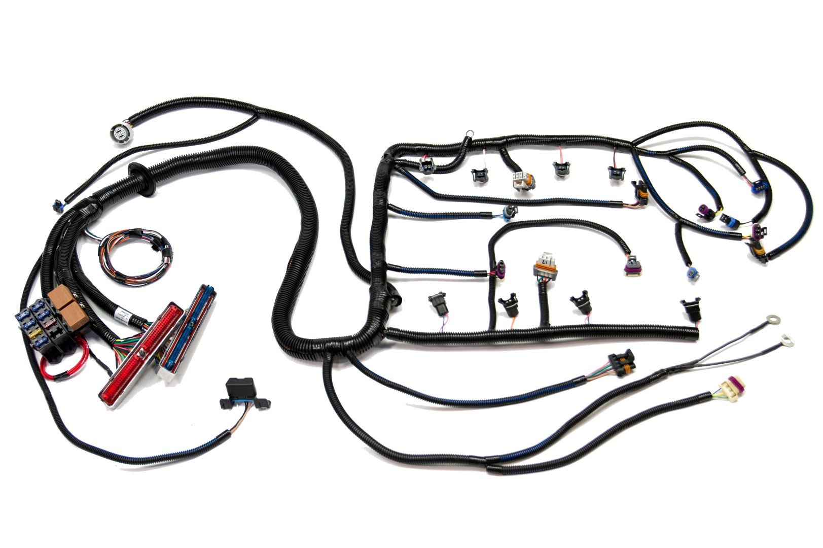 1997 - 2002 LS1 5.7L PSI STANDALONE WIRING HARNESS w/ 4L60E Trans  Chevy Vortec Wiring Harness Standalone on chevy battery terminal, chevy 1500 wireing harness color codes, chevy wiring connectors, chevy warning sticker, chevy speaker wiring, chevy speaker harness, chevy radiator cap, chevy fan motor, chevy power socket, chevy wiring schematics, chevy relay switch, chevy wheel cylinders, chevy clutch assembly, chevy wiring horn, chevy abs unit, chevy alternator harness, chevy crossmember, chevy clutch line, chevy front fender, chevy rear diff,