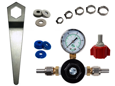 Soda Fountain Parts and Accessories