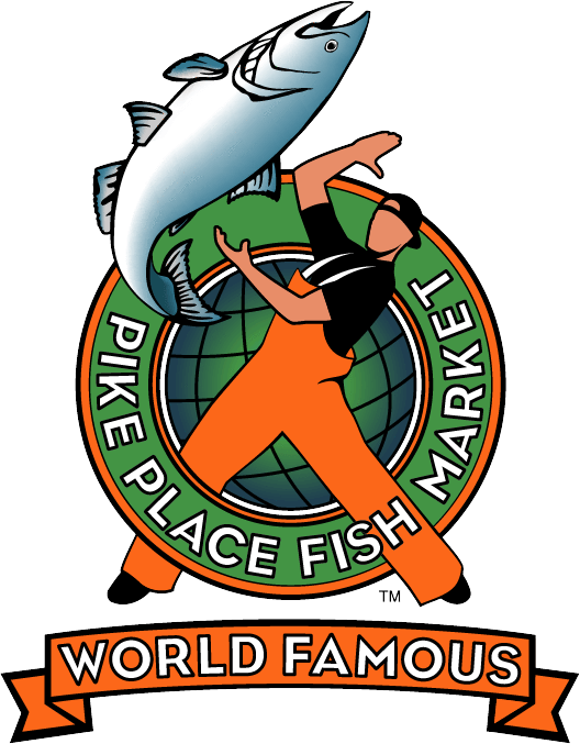 Pike Place Fish Market Logo