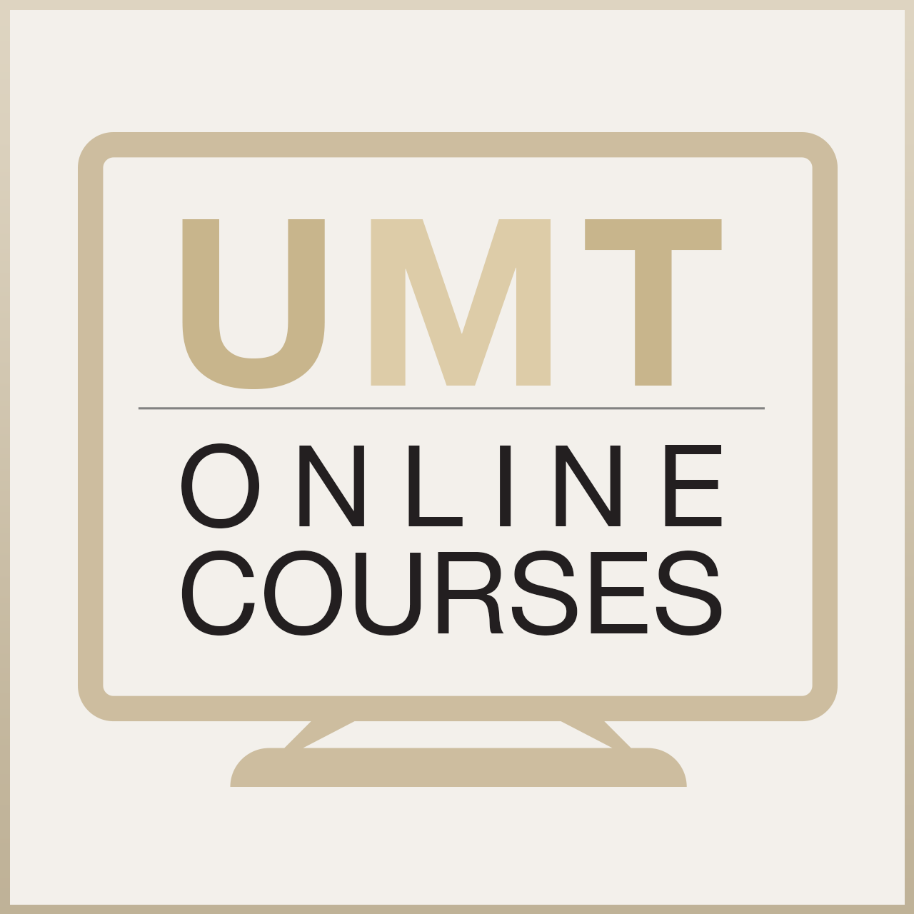 UMT Courses