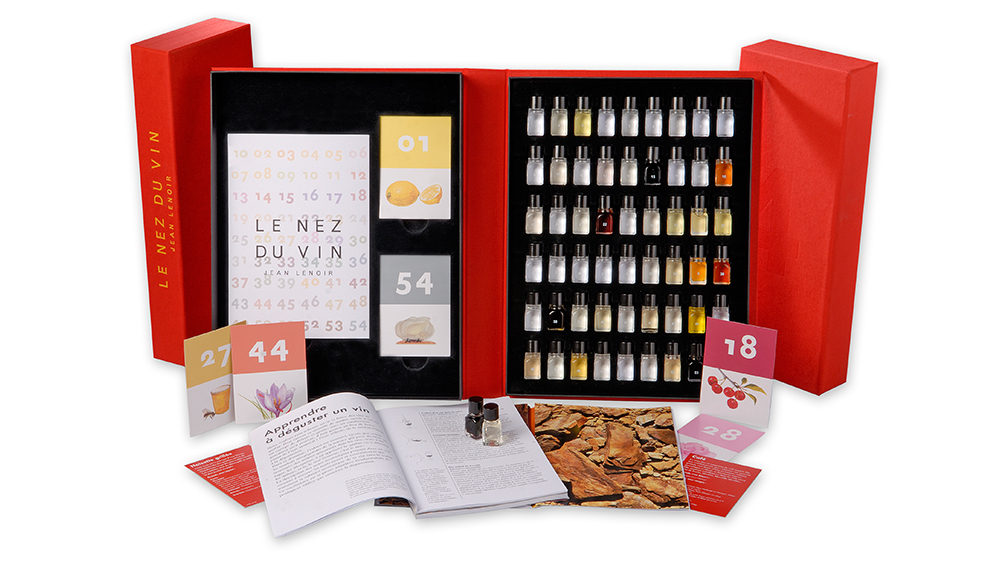 Wine Aromas - Le Nez du Vin 54 Aroma Master Kit