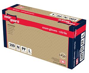 EverGuard Exam Gloves, Nitrile