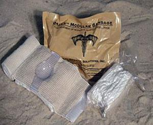 "6"" Olaes Modular Bandage- Military Issue < Tactical Medical Solutions #OAL6"