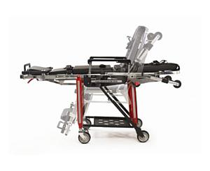 28Z PROFlexx Chair-Cot w/ Hard Tray - Rescue Red < Ferno #0012810