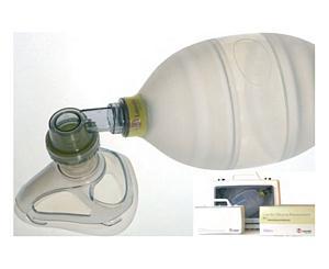 Adult Silicone Resuscitator Basic in Carton < Laerdal #87005033