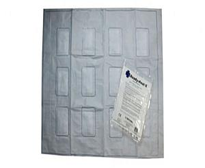 "Ready-Heat II Disposable Heated Blanket 34""x48"