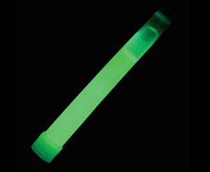 Emergency Lightstick, 6in, 12hr