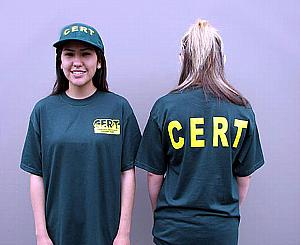 C.E.R.T. T-Shirt < Mayday Industries #CERT-TS