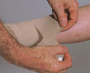 "Medi-Rip Self Adherent Bandage, 1"" < Hartmann Conco #25100000"