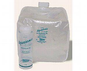 Aquasonic Clear Ultrasound Gel - 5 liter Sonicpac